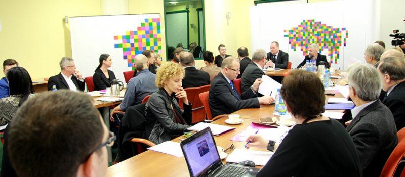 Pierwsze posiedzenie Grupy Ekspertów Konkursu Podlaska Marka Roku 2014