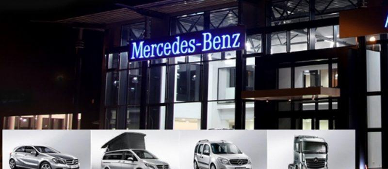 Auto Idea Autoryzowany Dealer Mercedes-Benz sponsorem Podlaskiej Marki Roku 2014