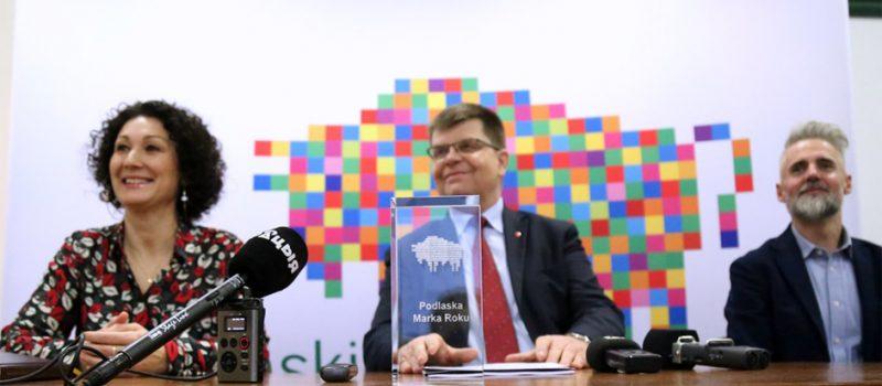 Najlepsi z najlepszych w regionie powalczą o nagrodę Podlaska Marka. Oficjalna inauguracja plebiscytu.