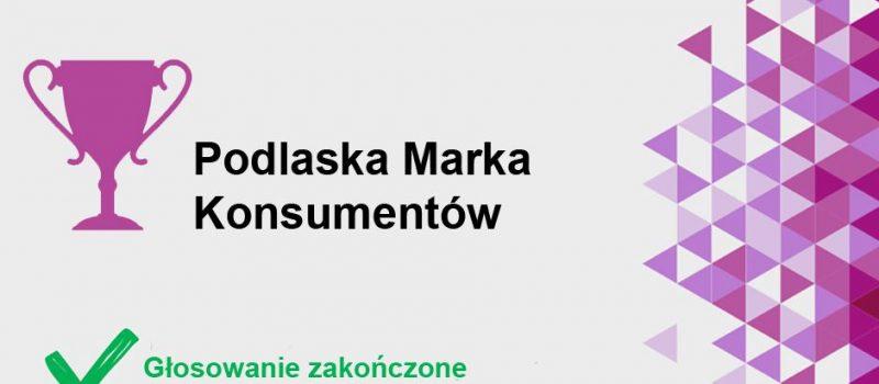 Ponad 12 tysięcy głosów oddali internauci w głosowaniu na Podlaską Markę